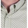 camisa elàstica estampada màniga llarga sobretintada