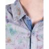 camisa estampada màniga llarga sobretintada